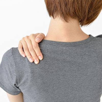 肩こり・肩のケガ