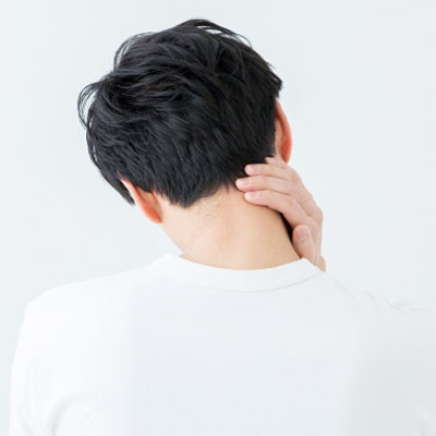 首の痛み・寝違え